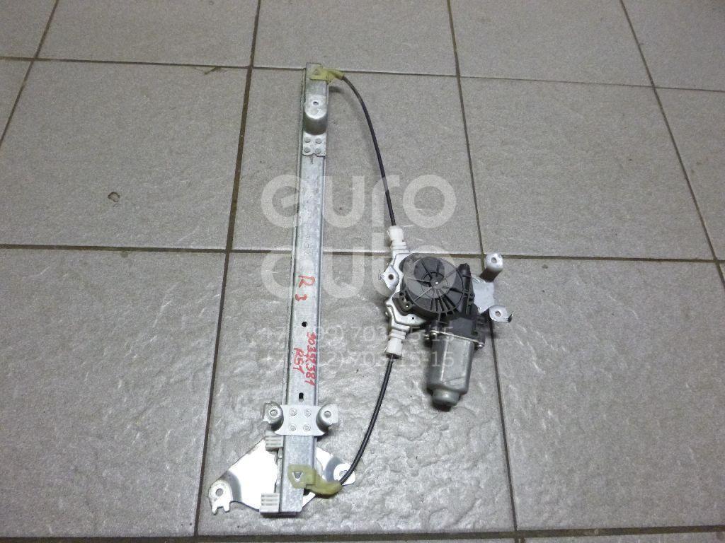 Стеклоподъемник электр. задний правый Nissan Pathfinder (R51) 2005-2014; (827003X00A)  - купить со скидкой