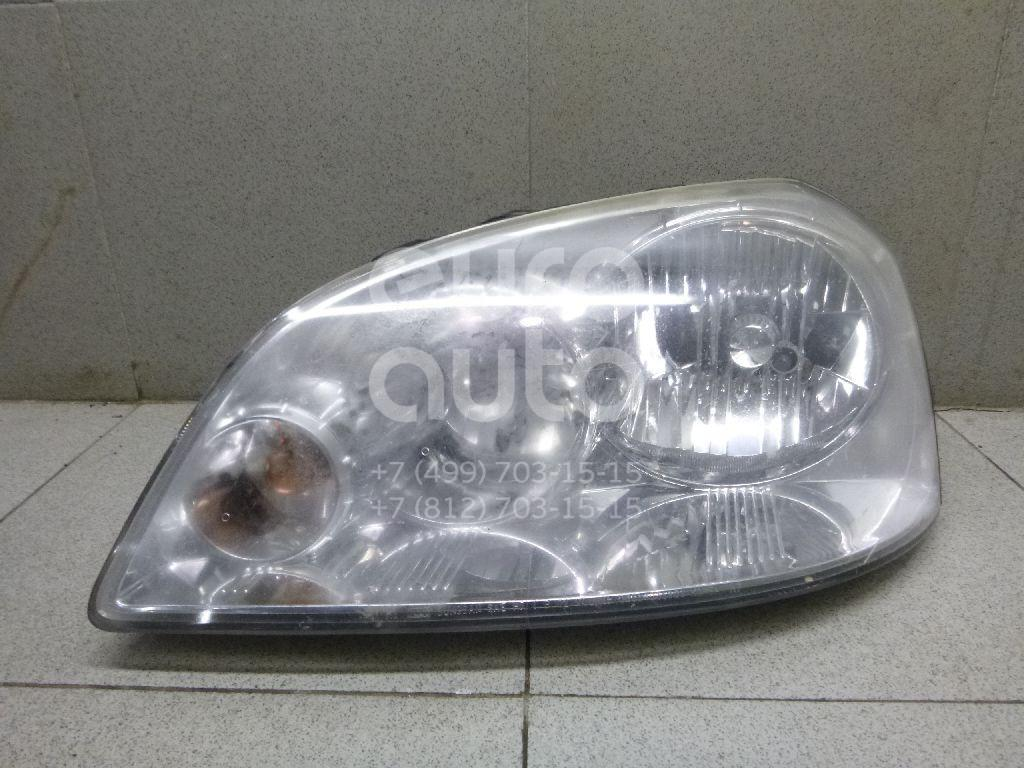 Фара левая для Chevrolet Lacetti 2003-2013 - Фото №1