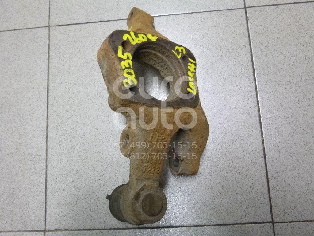 Кулак поворотный задний левый для Chevrolet,Daewoo Lacetti 2003-2013;Gentra II 2013-2015 - Фото №1