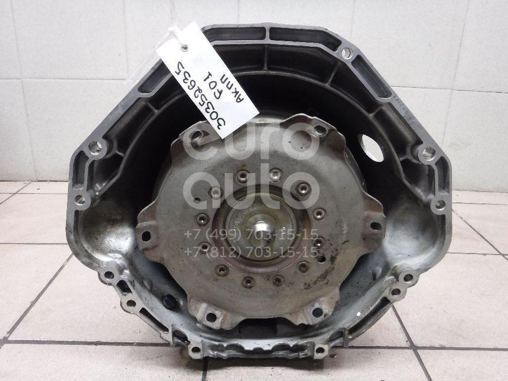 АКПП (автоматическая коробка переключения передач) для BMW 7-серия F01/F02 2008-2015 - Фото №1