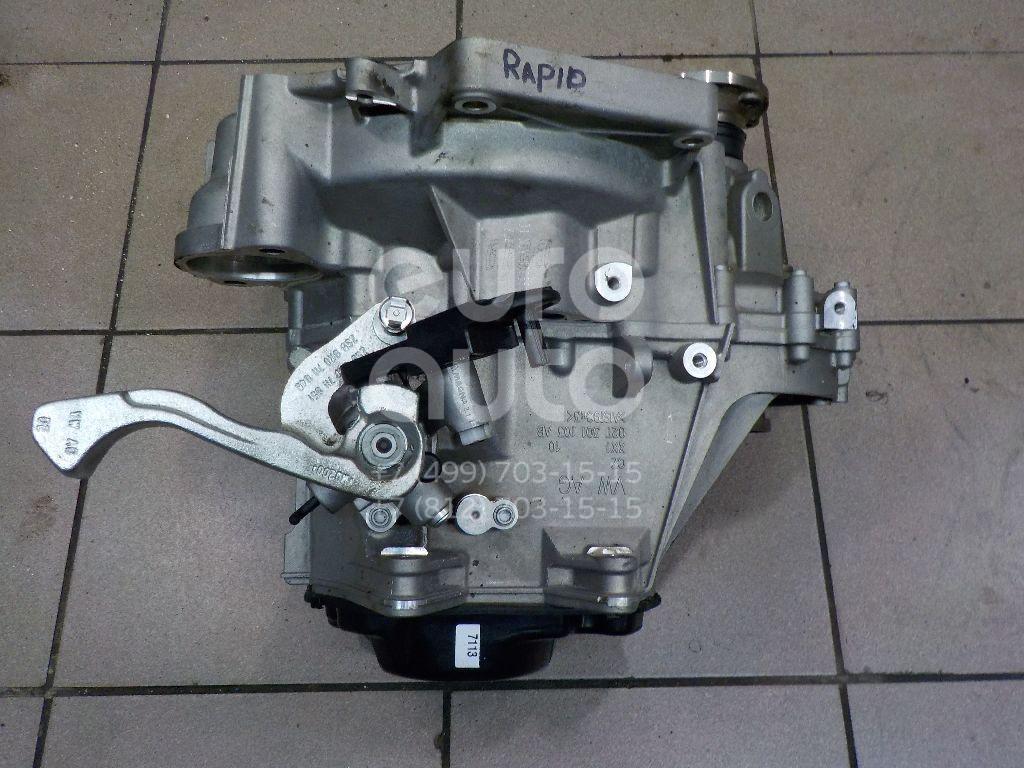 МКПП (механическая коробка переключения передач) для Skoda,VW Rapid 2013>;Jetta 2011> - Фото №1