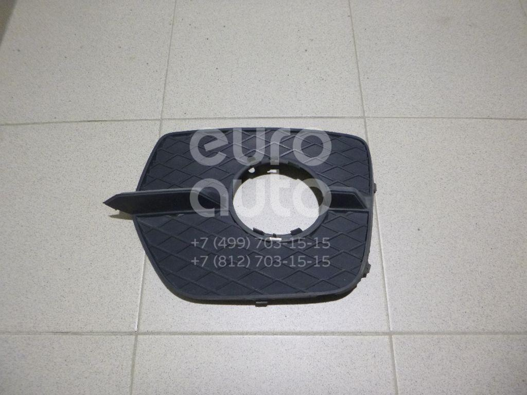 Решетка в бампер левая для BMW X6 E71 2008-2014 - Фото №1