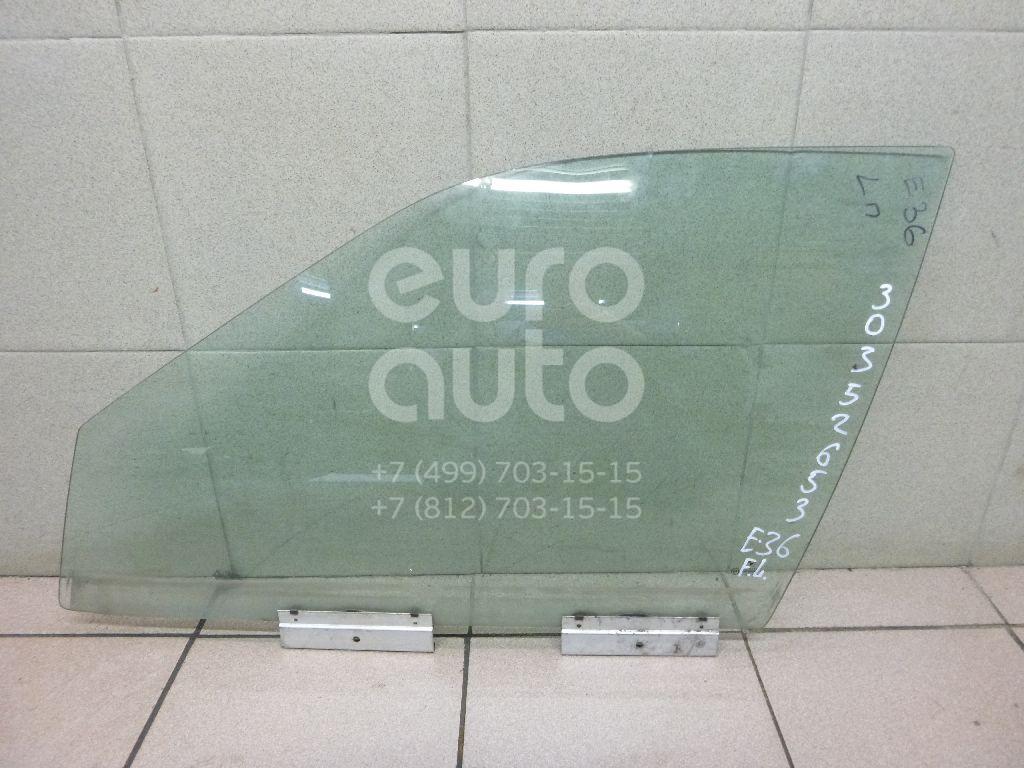 Стекло двери передней левой для BMW 3-серия E36 1991-1998 - Фото №1
