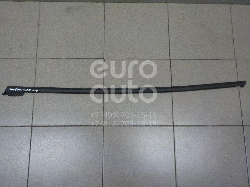 Накладка стекла заднего левого для Skoda,Seat Rapid 2013>;Toledo 2013> - Фото №1