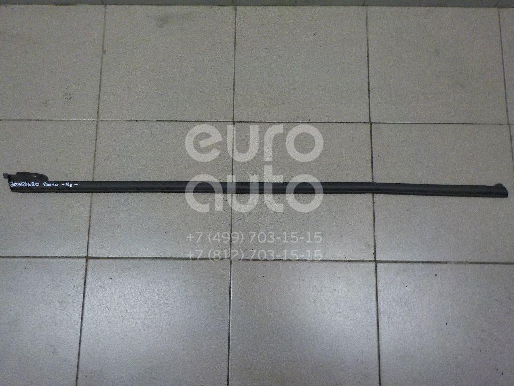 Накладка стекла заднего правого для Skoda Rapid 2013> - Фото №1