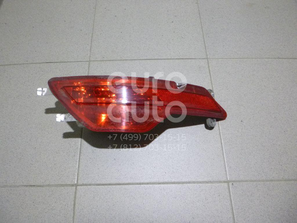 Фонарь задний в бампер правый для BMW X6 E71 2008-2014 - Фото №1