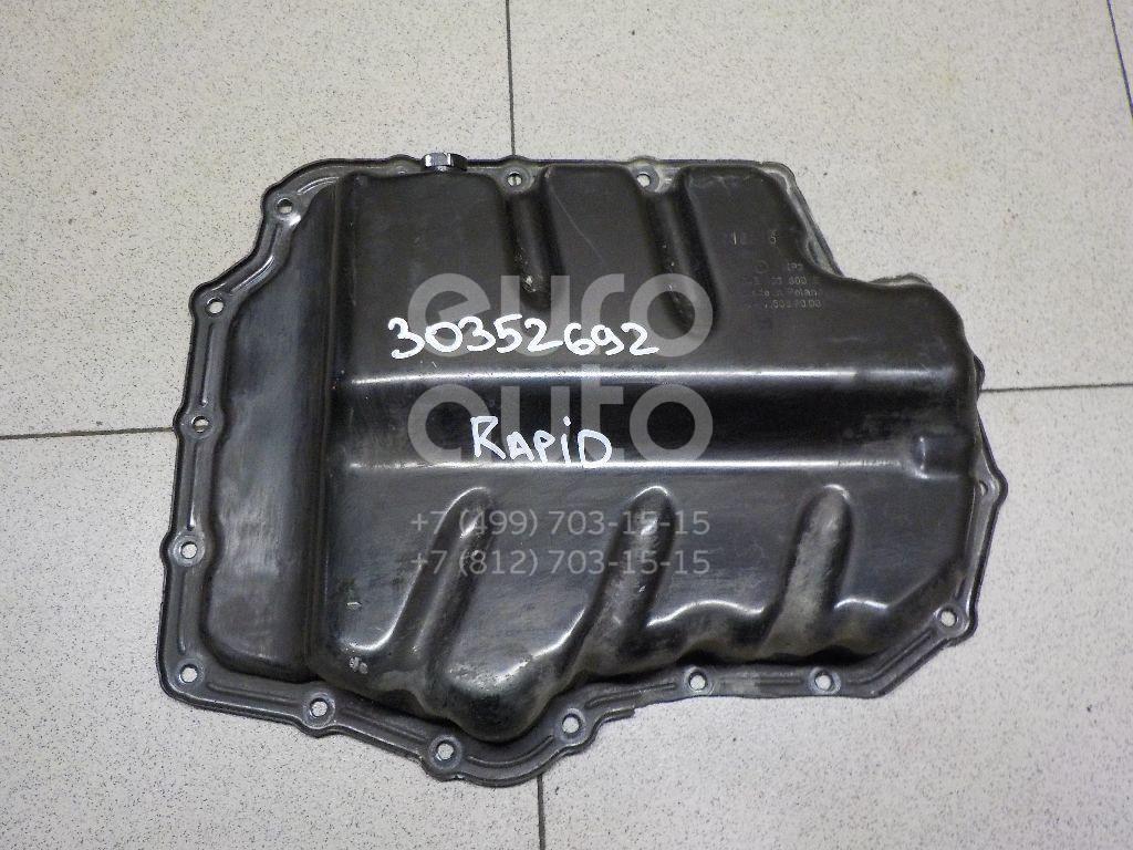 Поддон масляный двигателя для Skoda Rapid 2013>;Octavia (A7) 2013> - Фото №1