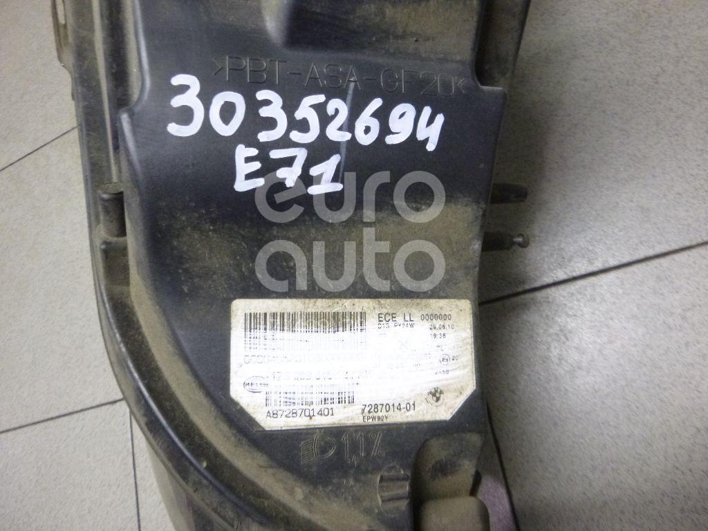 Фара правая для BMW X6 E71 2008-2014 - Фото №1