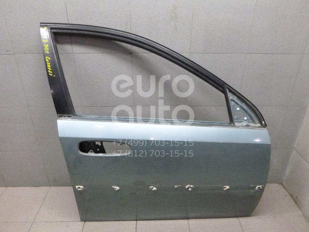 Дверь передняя правая для Chevrolet,Daewoo Lacetti 2003-2013;Gentra II 2013-2015 - Фото №1