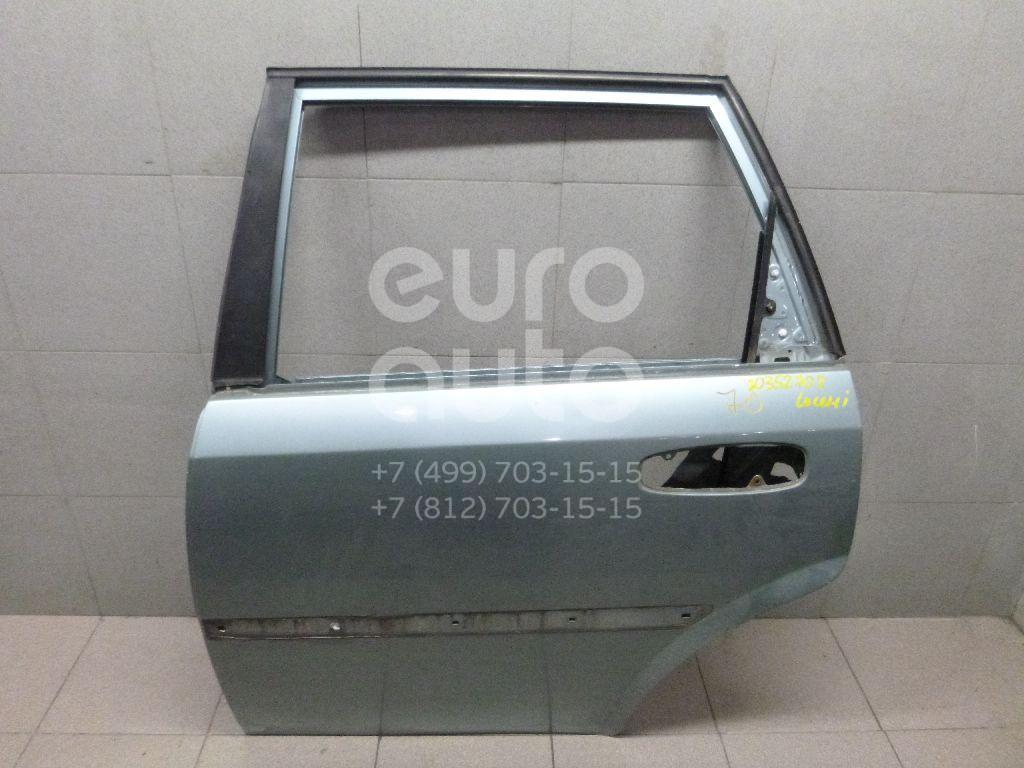 Дверь задняя левая для Chevrolet Lacetti 2003> - Фото №1