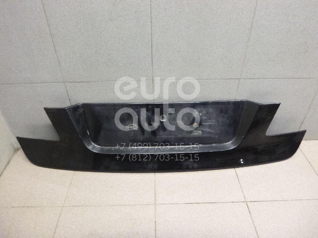 Накладка крышки багажника для BMW 7-серия F01/F02 2008-2015 - Фото №1