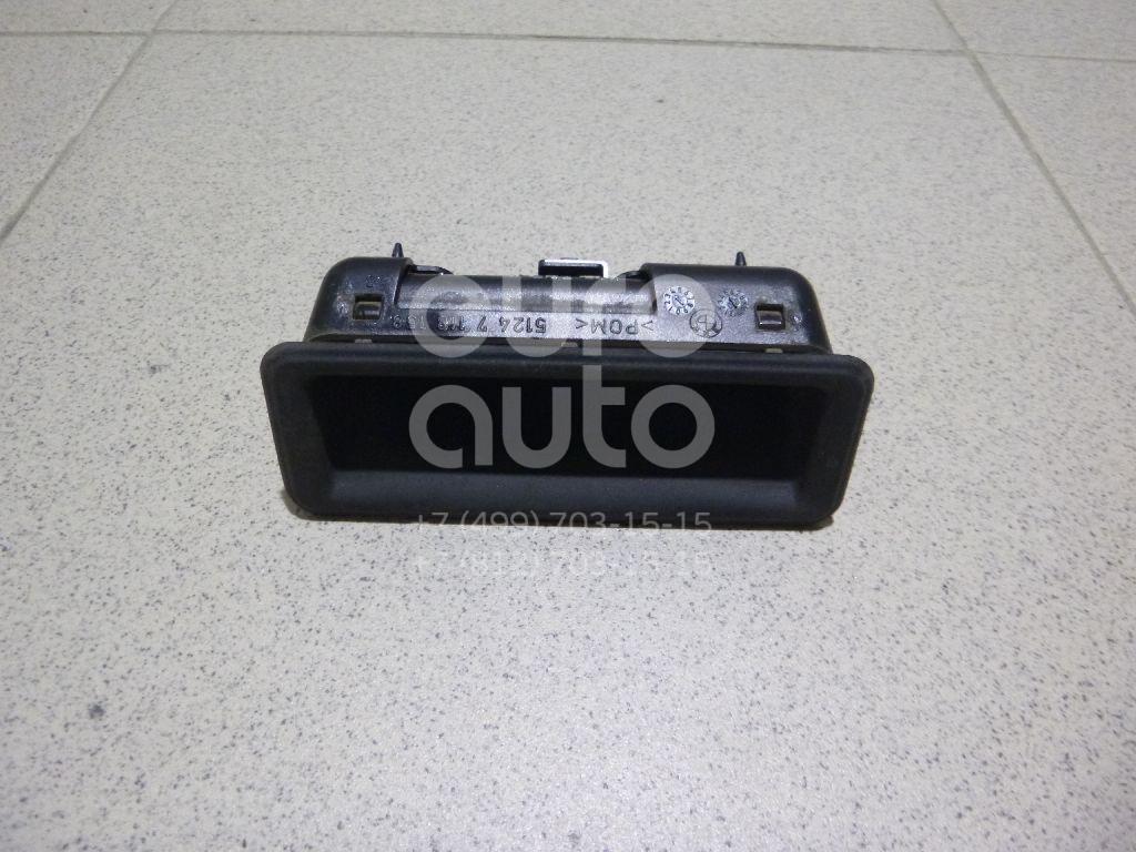 Кнопка открывания багажника для BMW X6 E71 2008-2014;3-серия E90/E91 2005>;5-серия E60/E61 2003-2009;X5 E70 2007-2013;3-серия E92/E93 2006>;X1 E84 2009-2015;1-серия E82/E88 2006-2013 - Фото №1