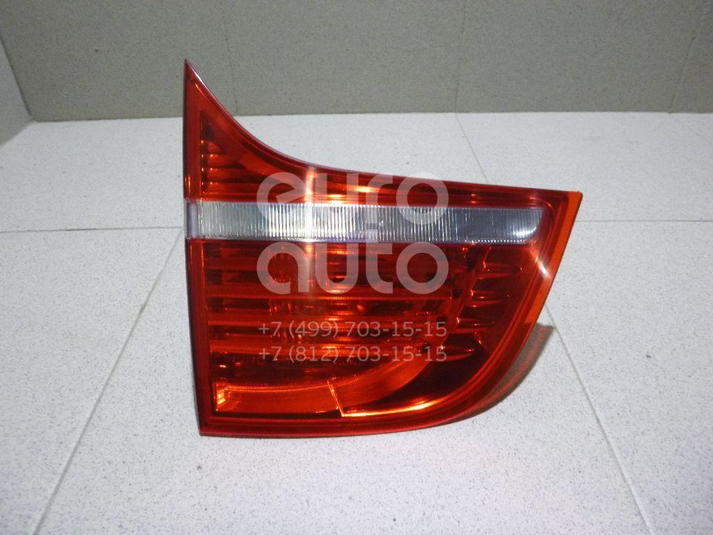 Фонарь задний внутренний левый для BMW X6 E71 2008-2014 - Фото №1