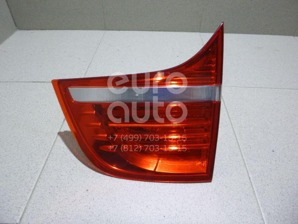 Фонарь задний внутренний правый для BMW X6 E71 2008-2014 - Фото №1