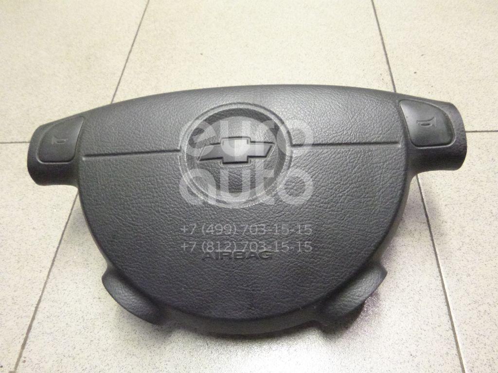 Подушка безопасности в рулевое колесо для Chevrolet Lacetti 2003> - Фото №1