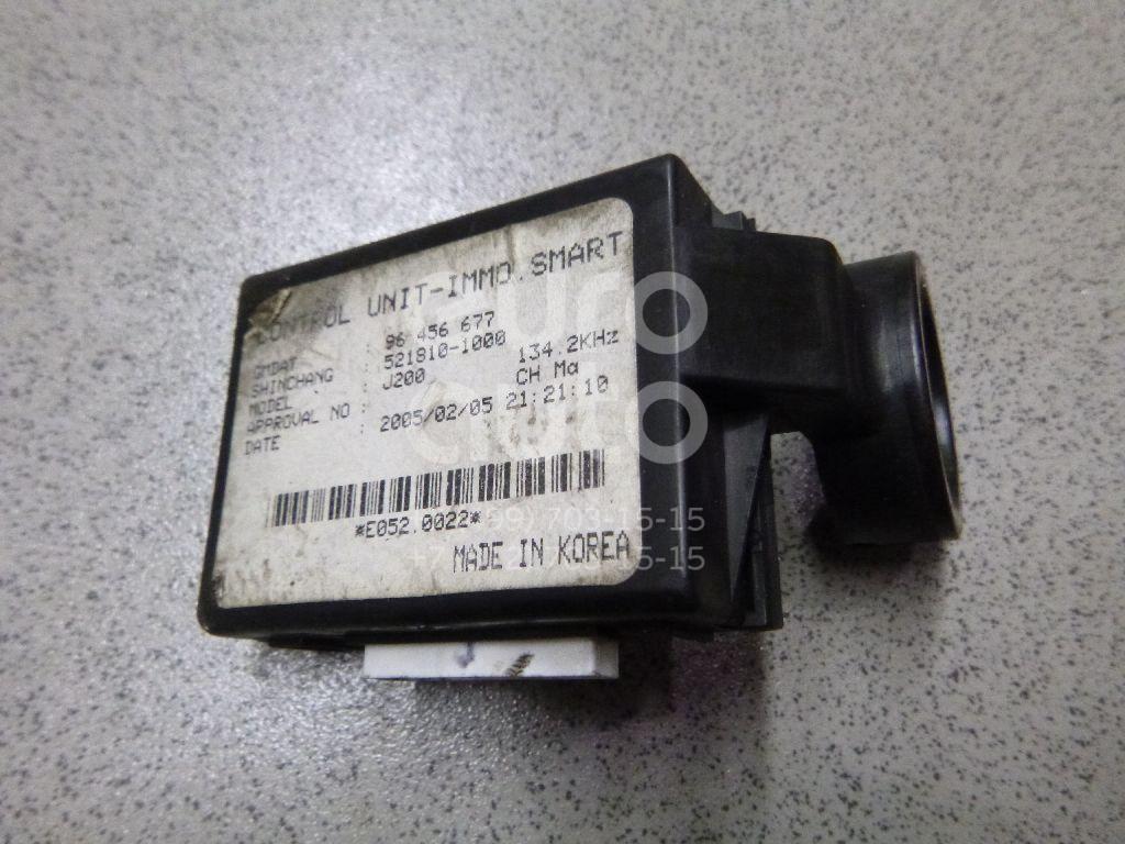 Иммобилайзер для Chevrolet Lacetti 2003-2013 - Фото №1