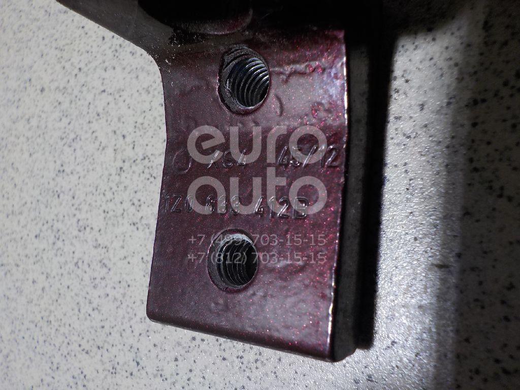 Петля двери задней правой нижняя для Skoda Octavia (A5 1Z-) 2004-2013 - Фото №1