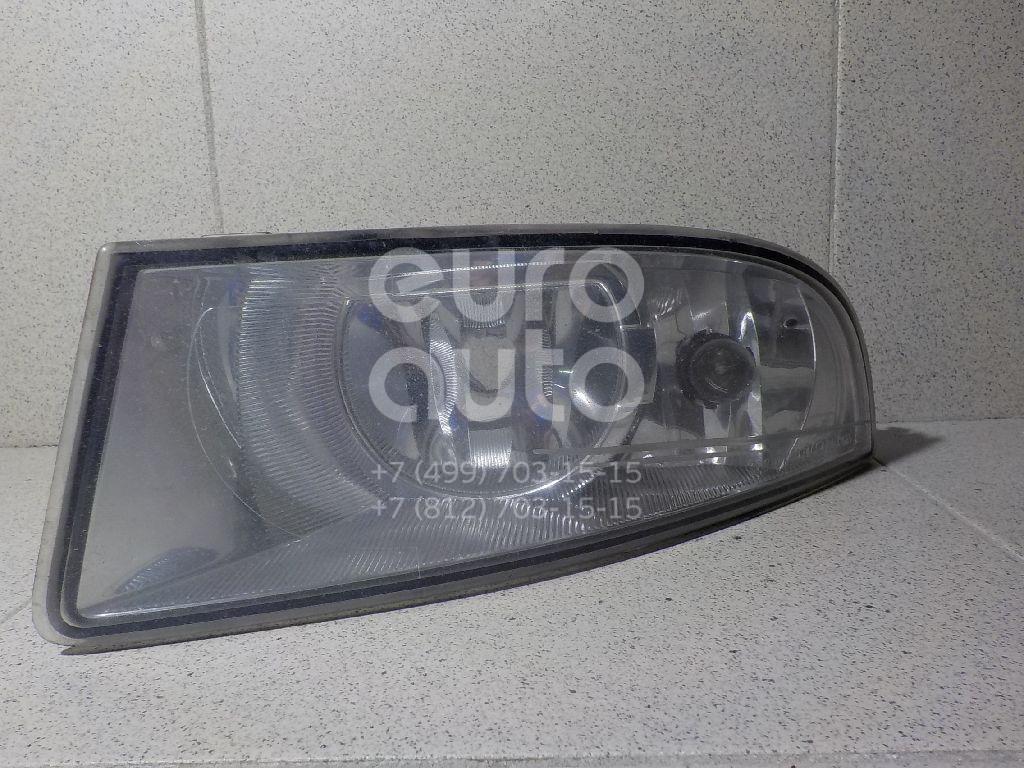 Фара противотуманная левая для Skoda Octavia (A5 1Z-) 2004-2013 - Фото №1