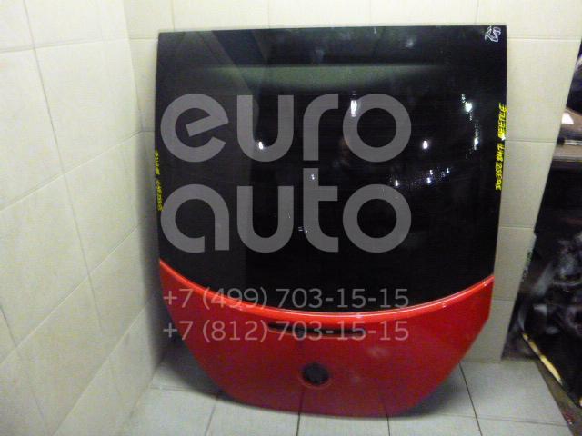 Дверь багажника со стеклом для VW New Beetle 1998-2010 - Фото №1