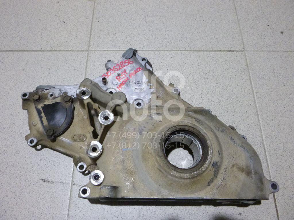 Насос масляный для Nissan Pathfinder (R51M) 2004-2013 - Фото №1