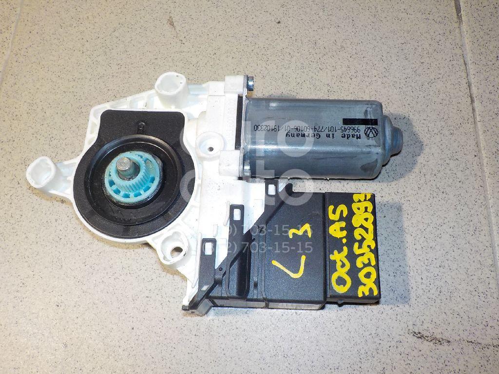 Моторчик стеклоподъемника для Skoda,VW Octavia (A5 1Z-) 2004-2013;Touran 2003-2010;Touran 2010-2016 - Фото №1