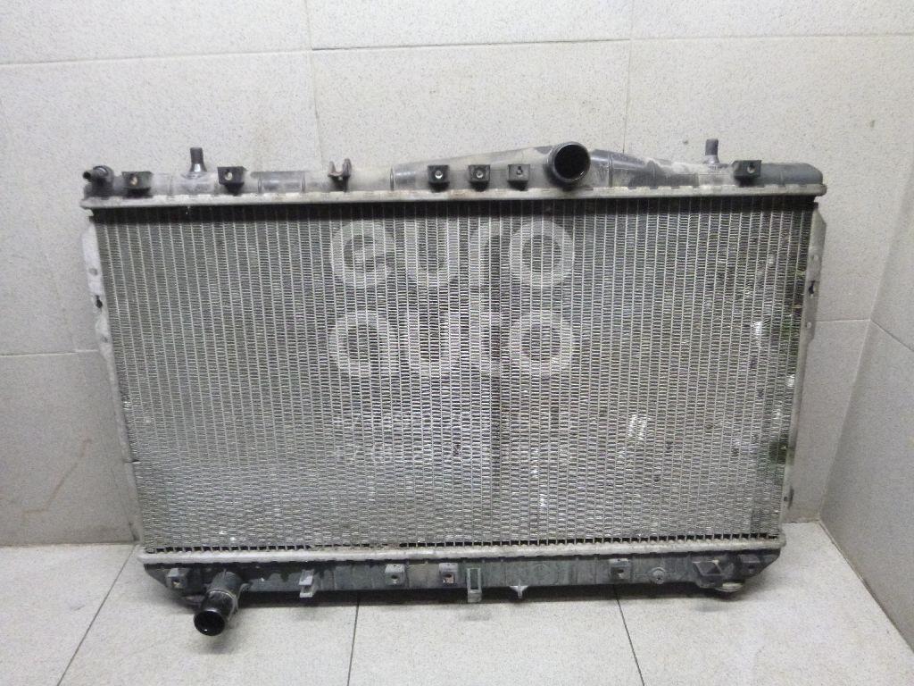 Радиатор основной для Chevrolet Lacetti 2003-2013 - Фото №1