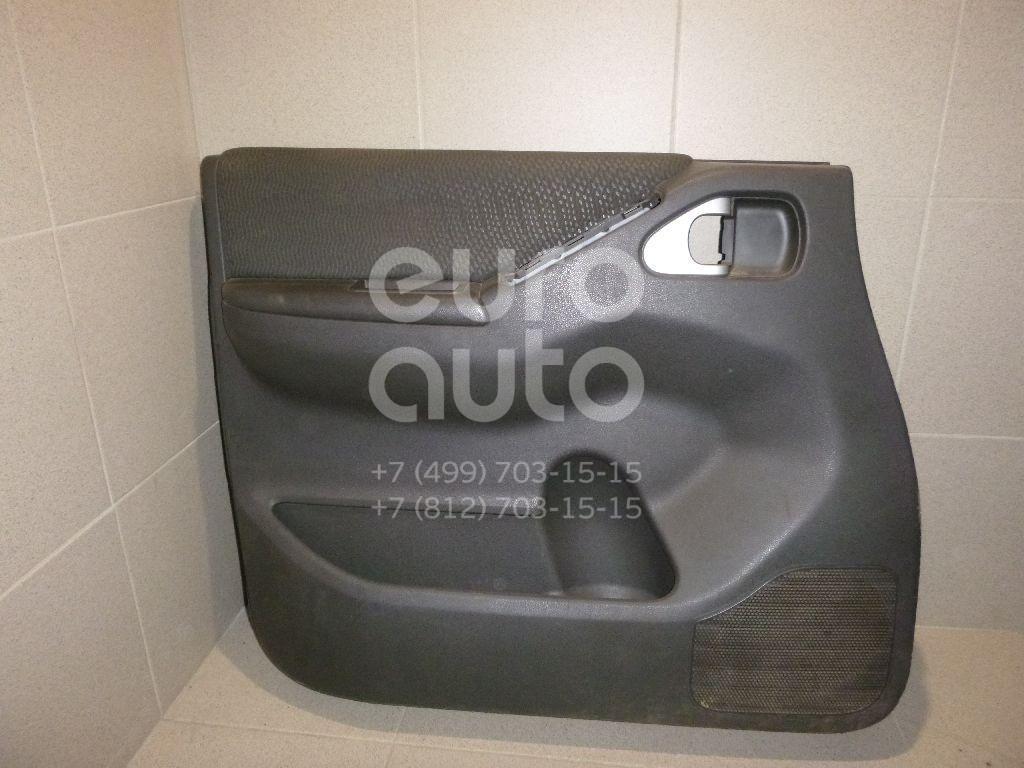 Обшивка двери передней левой для Nissan Pathfinder (R51) 2005-2014 - Фото №1