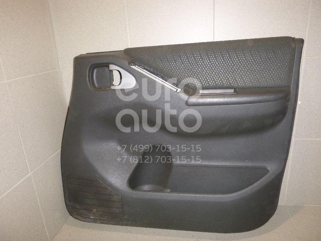 Обшивка двери передней правой для Nissan Pathfinder (R51) 2005-2014 - Фото №1