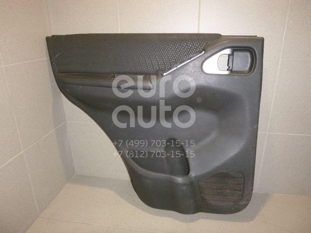 Обшивка двери задней левой для Nissan Pathfinder (R51) 2005-2014 - Фото №1