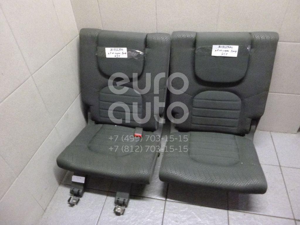 К-кт сидений для Nissan Pathfinder (R51) 2005-2014 - Фото №1