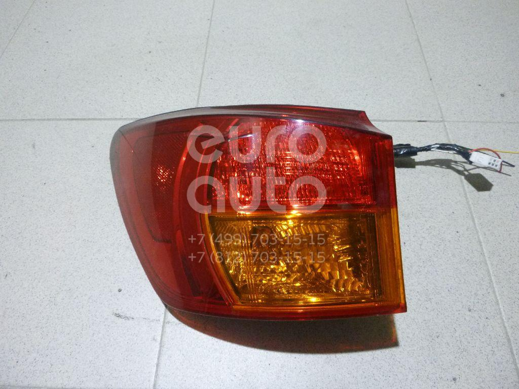 Фонарь задний наружный левый для Lexus IS 250/350 2005-2013 - Фото №1