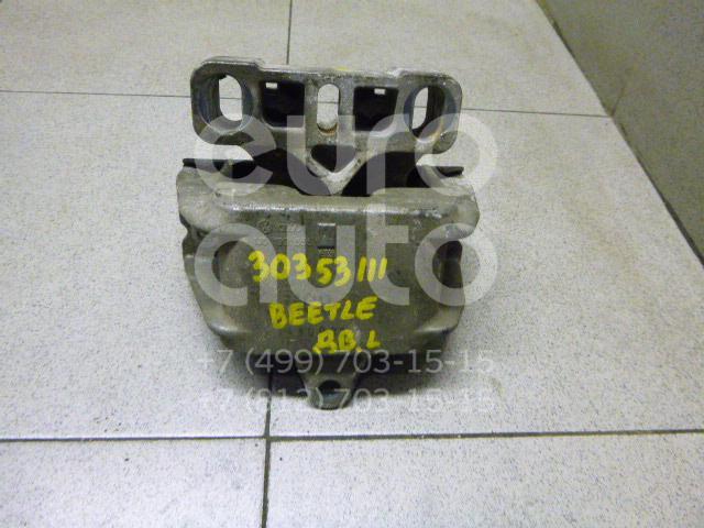 Опора двигателя левая для VW New Beetle 1998-2010;A3 (8L1) 1996-2003;Octavia (A4 1U-) 2000-2011;Leon (1M1) 1999-2006;Toledo II 1999-2006;Octavia 1997-2000;Golf IV/Bora 1997-2005 - Фото №1