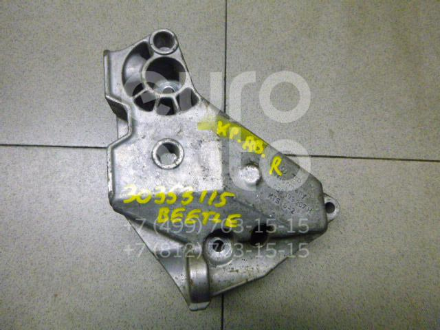 Кронштейн двигателя правый для VW,Audi,Skoda,Seat New Beetle 1998-2010;A3 (8L1) 1996-2003;TT(8N) 1998-2006;Octavia (A4 1U-) 2000-2011;Leon (1M1) 1999-2006;Toledo II 1999-2006;Octavia 1997-2000;Golf IV/Bora 1997-2005 - Фото №1