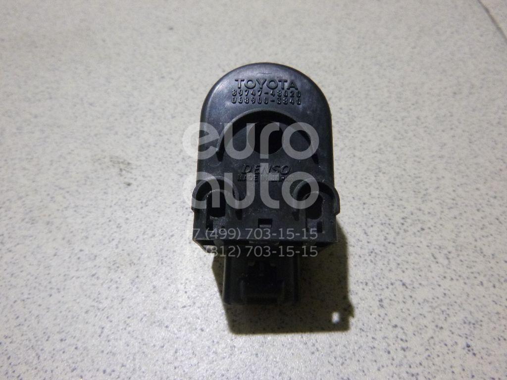Выключатель для Lexus IS 250/350 2005-2013;LS (USF4#) 2006>;RX 300/330/350/400h 2003-2009;RAV 4 2000-2005;Highlander I 2001-2006;ES (CV3) 2001-2006 - Фото №1