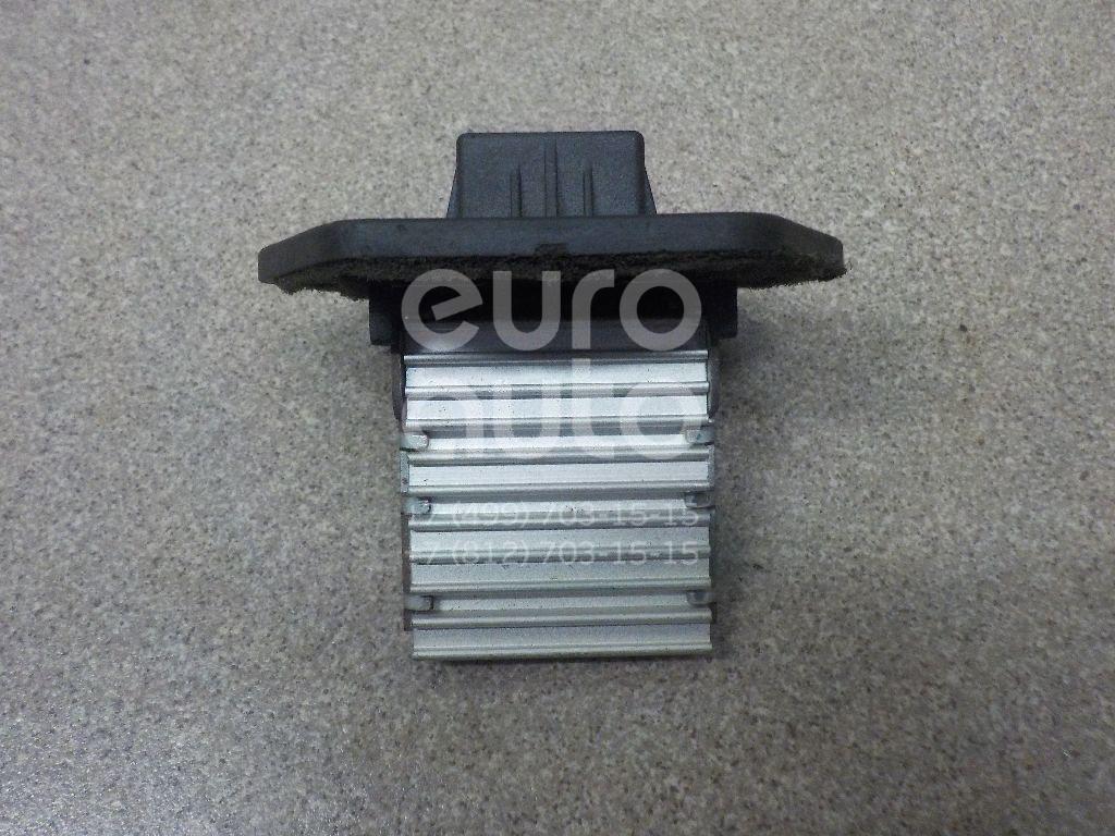 Резистор отопителя для Hyundai,Kia Tucson 2004-2010;Elantra 2000-2005;Cerato 2004-2008;Sportage 2004-2010 - Фото №1