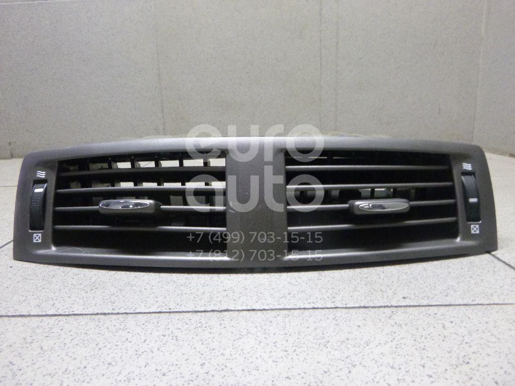 Дефлектор воздушный для Lexus IS 250/350 2005-2013 - Фото №1