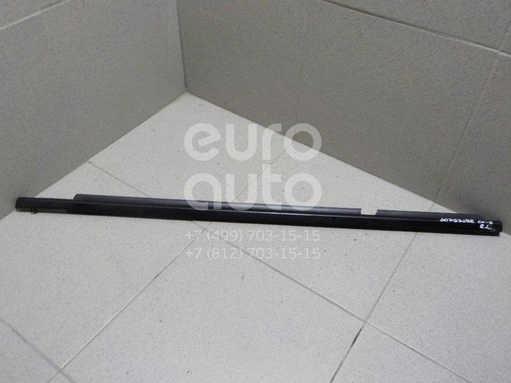 Накладка стекла заднего левого для Mazda CX 5 2012> - Фото №1
