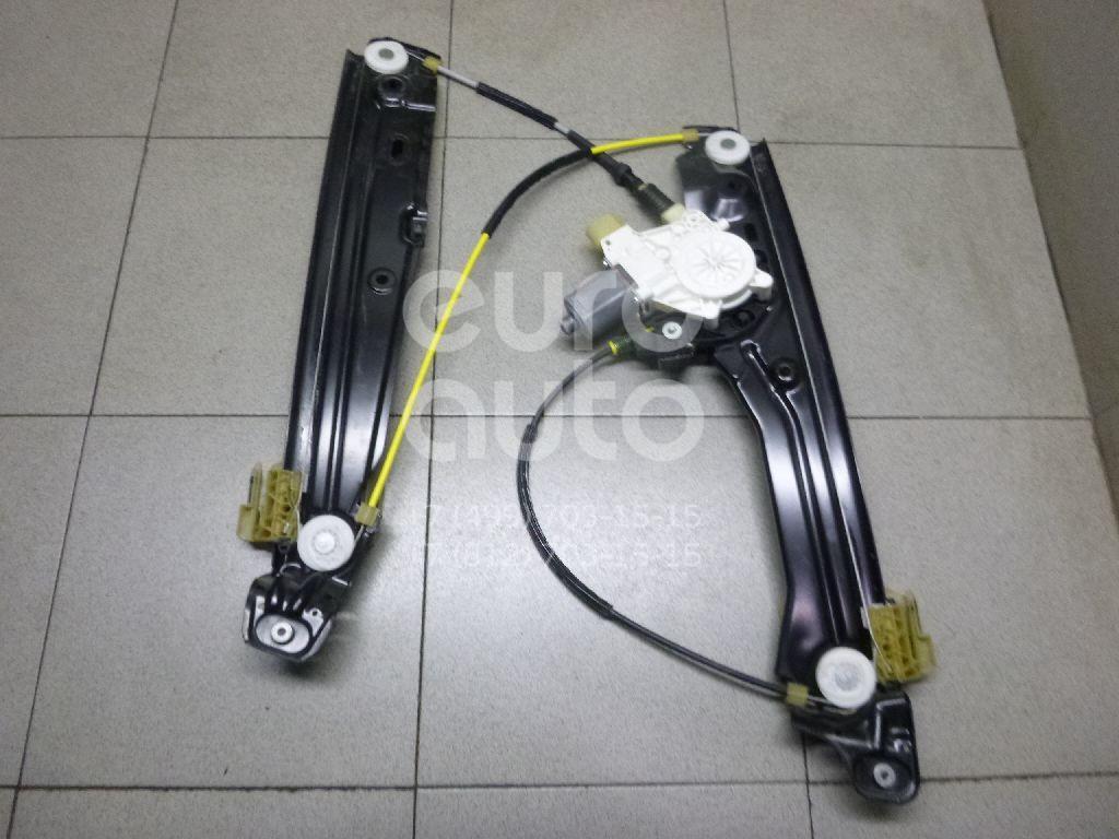 Стеклоподъемник электр. передний правый для BMW 7-серия F01/F02 2008-2015 - Фото №1