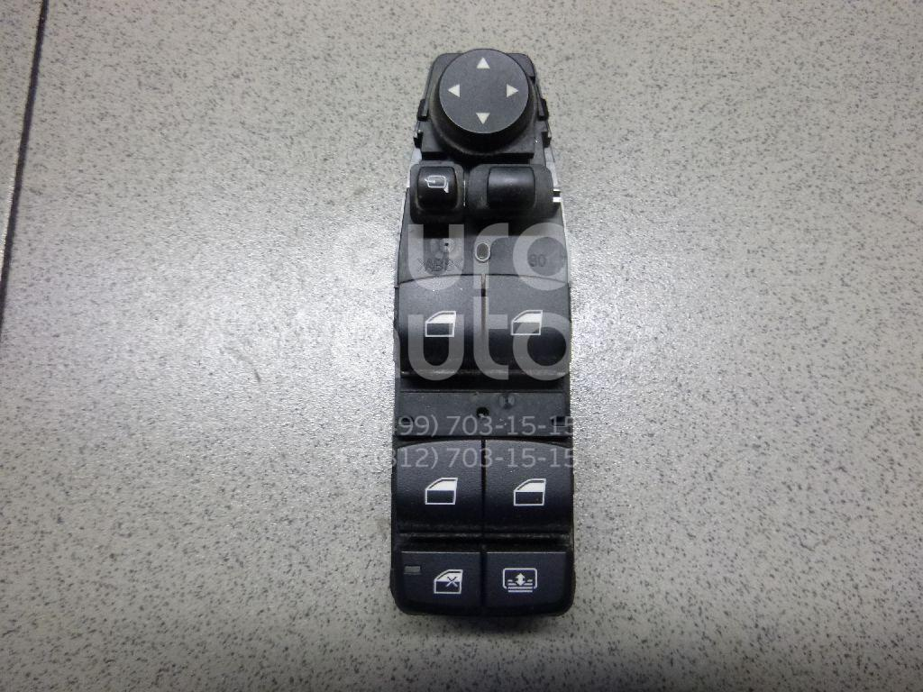 Блок управления стеклоподъемниками для BMW 7-серия F01/F02 2008-2015 - Фото №1