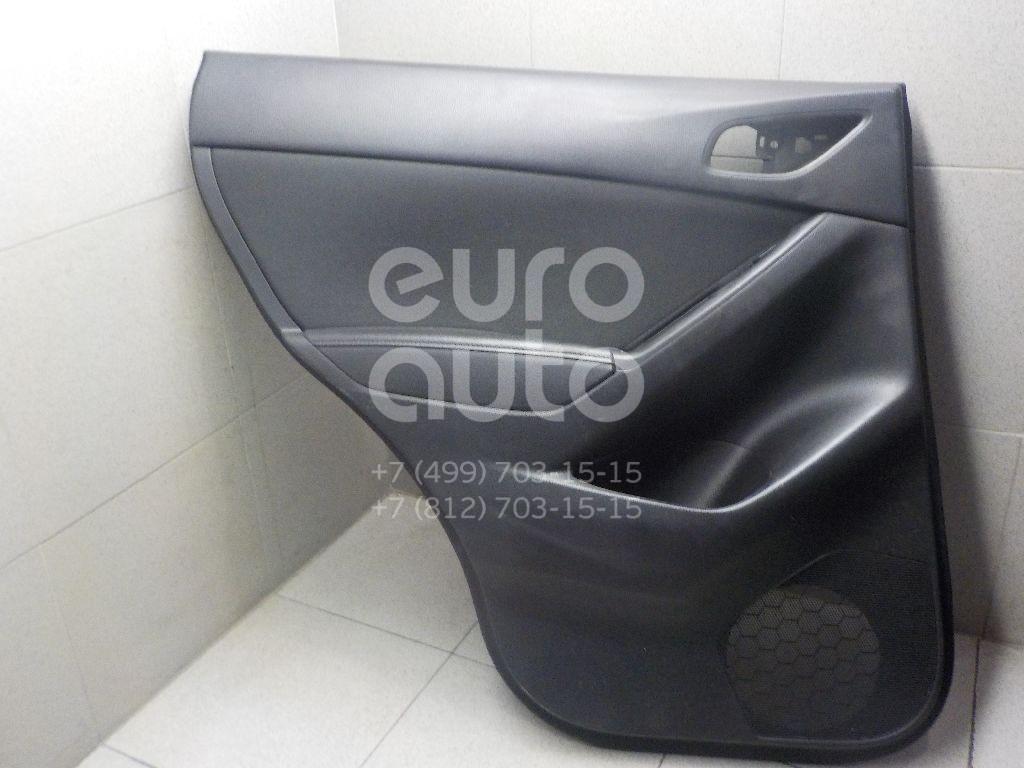 Обшивка двери задней левой для Mazda CX 5 2012> - Фото №1