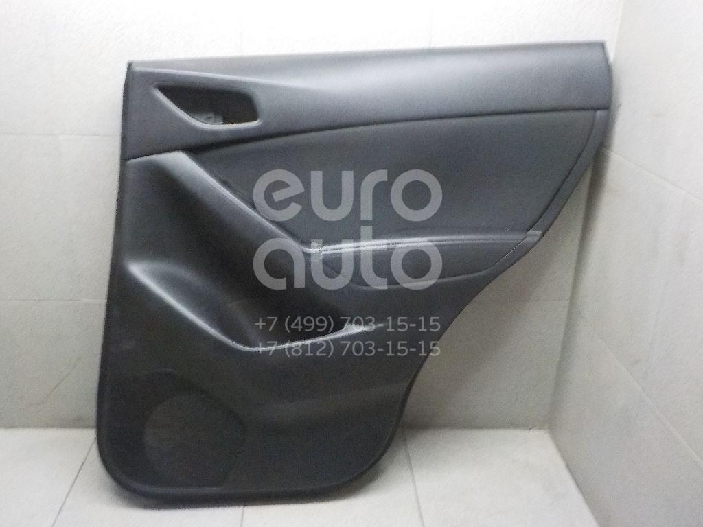 Обшивка двери задней правой для Mazda CX 5 2012> - Фото №1
