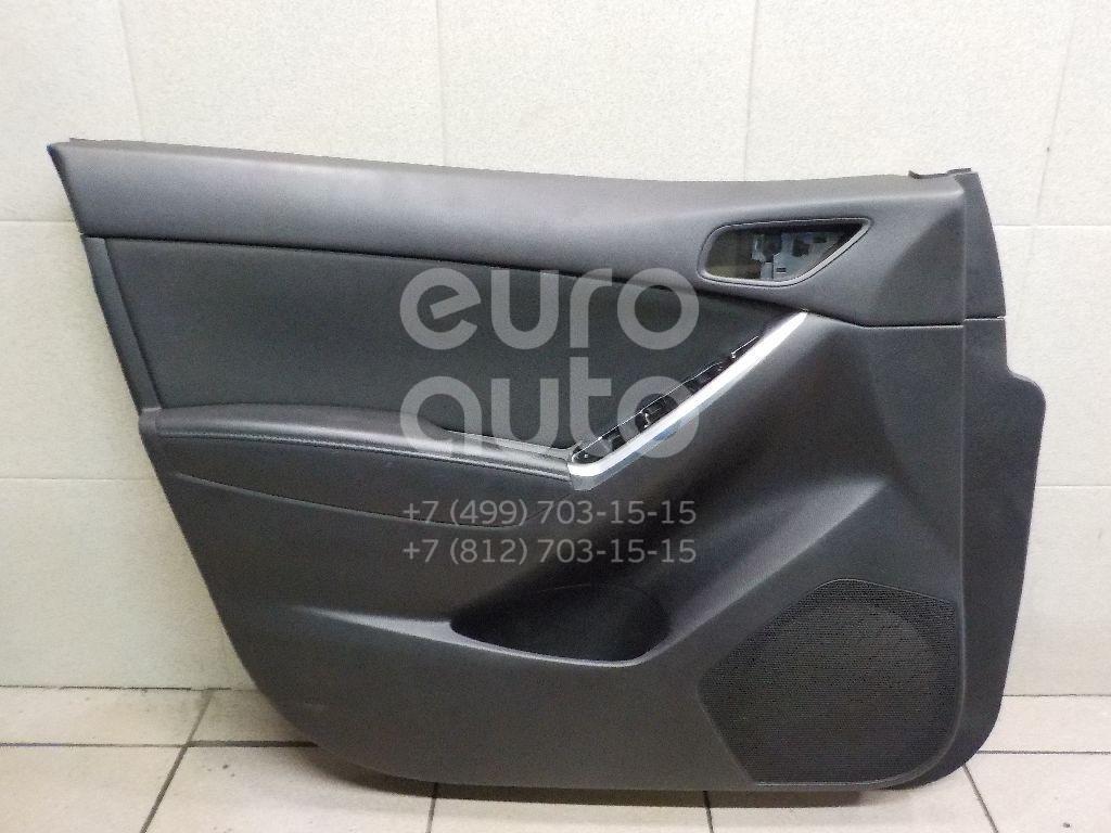 Обшивка двери передней правой для Mazda CX 5 2012> - Фото №1