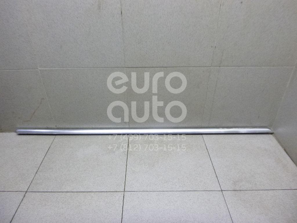 Накладка стекла переднего правого для BMW 7-серия F01/F02 2008-2015 - Фото №1