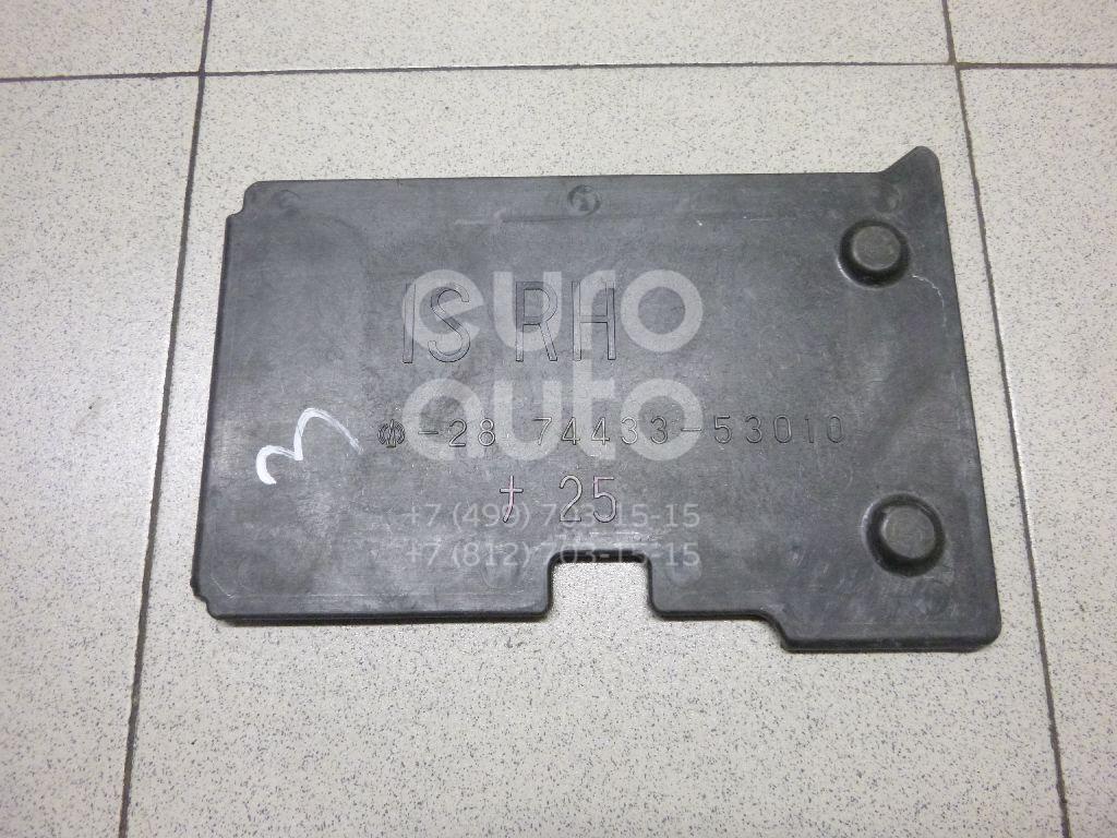 Крепление АКБ (корпус/подставка) для Lexus IS 250/350 2005-2013 - Фото №1