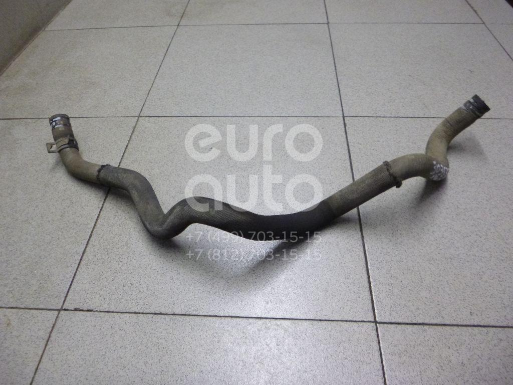 Патрубок радиатора для Citroen,Peugeot Xsara 2000-2005;Berlingo(FIRST) (M59) 2002-2012;Partner (M59) 2002-2012 - Фото №1