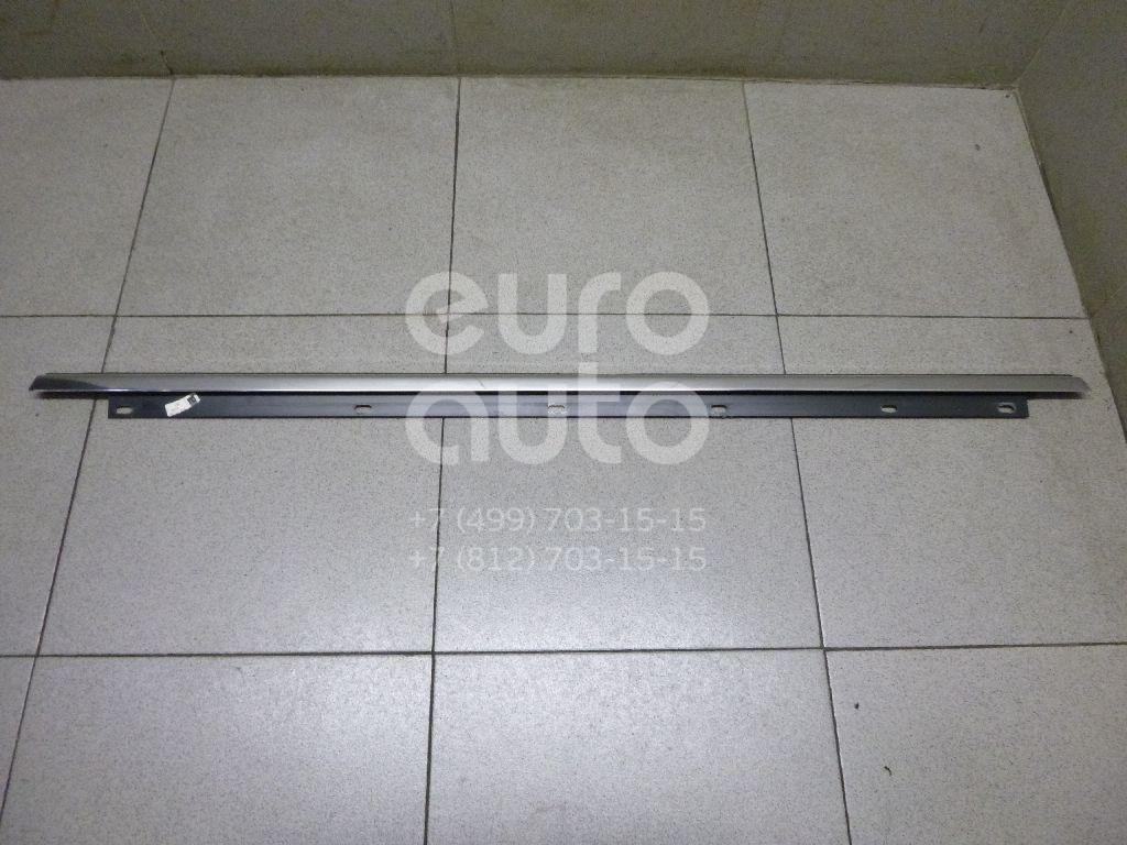 Накладка стекла заднего левого для Audi A4 [B6] 2000-2004 - Фото №1
