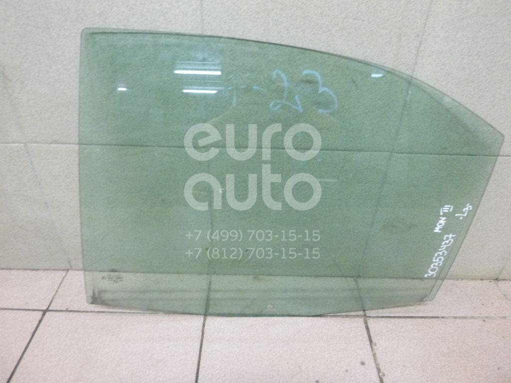Стекло двери задней левой для Ford Mondeo III 2000-2007 - Фото №1
