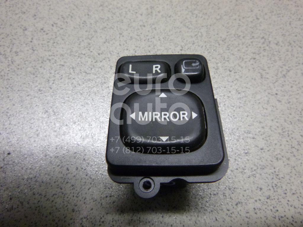 Переключатель регулировки зеркала для Lexus IS 250/350 2005-2013;RX 300/330/350/400h 2003-2009 - Фото №1