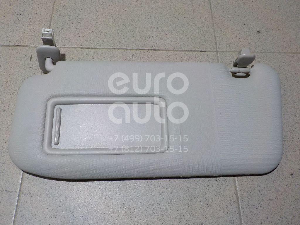 Козырек солнцезащитный (внутри) для Mazda CX 5 2012> - Фото №1