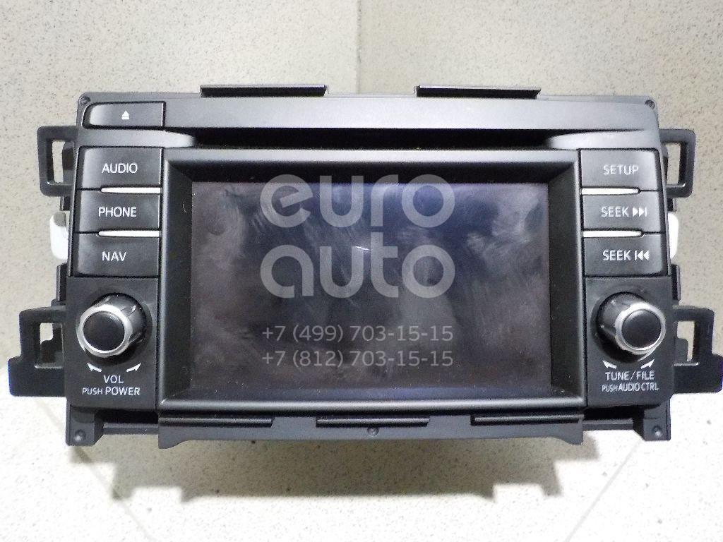 Купить Магнитола Mazda CX 5 2012-; (GKK966DV0C)